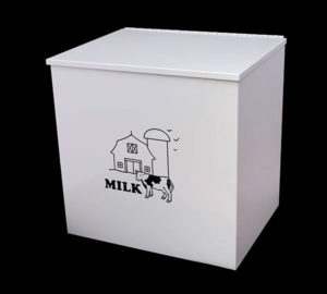 milkbox silkscreen